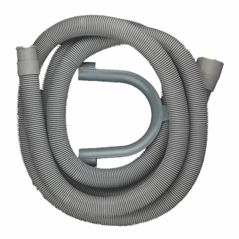 Washing Machine Outlet Hose PVC - Plumbing and Heating Supplies UK