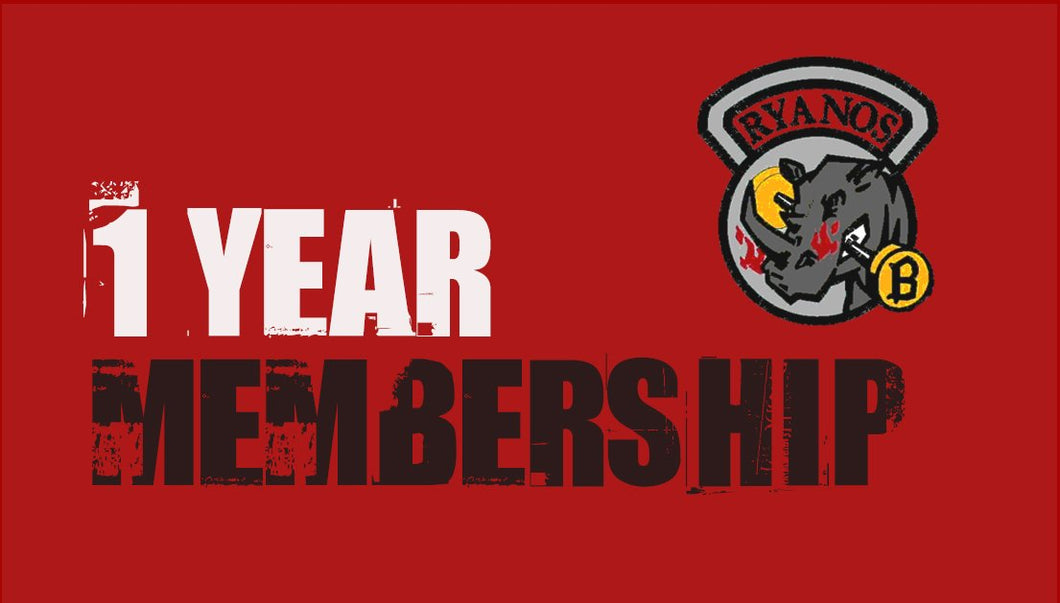 1 Year Membership - FootieSupply