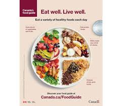 Canada's Revised Food Guide- 5+ things you should know