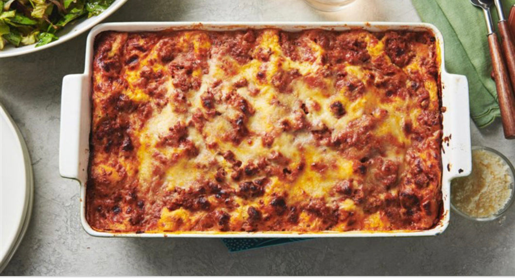 Family Classic Beef Lasagna