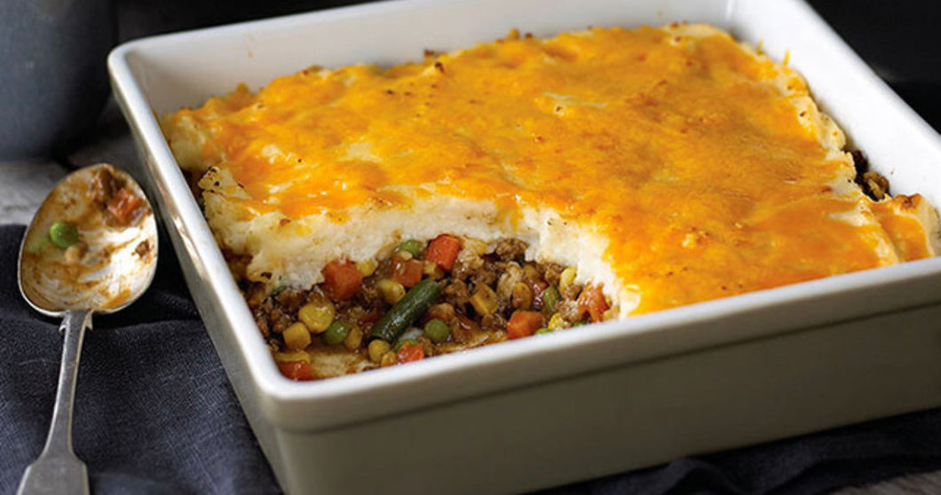Family Shepherds Pie