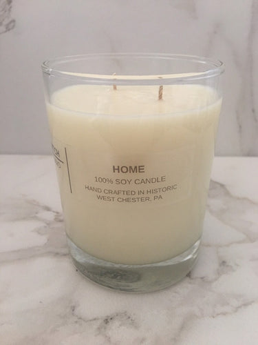 HOME Soy Wax Candle