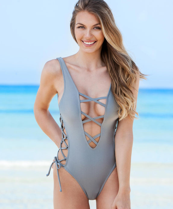 Swimsuit Julia Silver