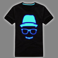 "T-Shirt ""Party Night"" Fluorescent"