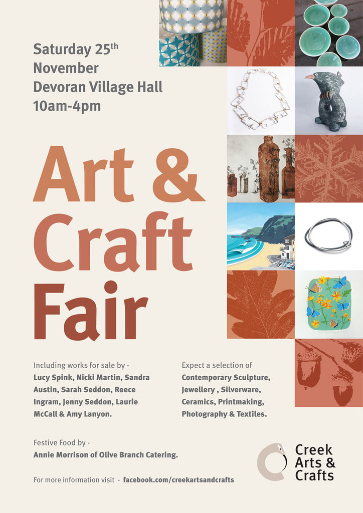 Art Fair at Devoran Village Hall