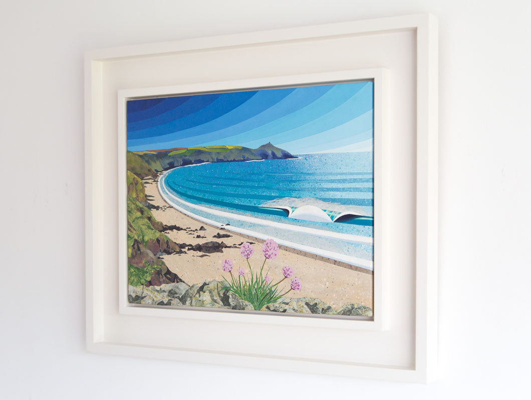 Whitsand Bay commission and prints