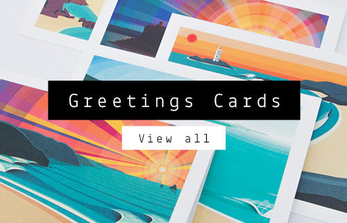 Laurie McCall Cornish Greetings Cards