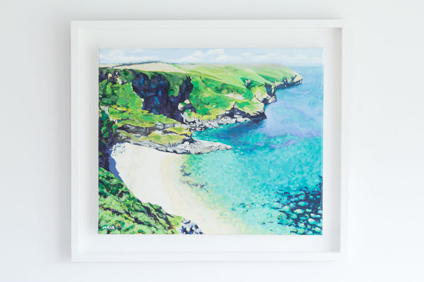 'Fishing Cove' Original Painting