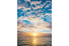 'Mackerel Sky' Photo Print