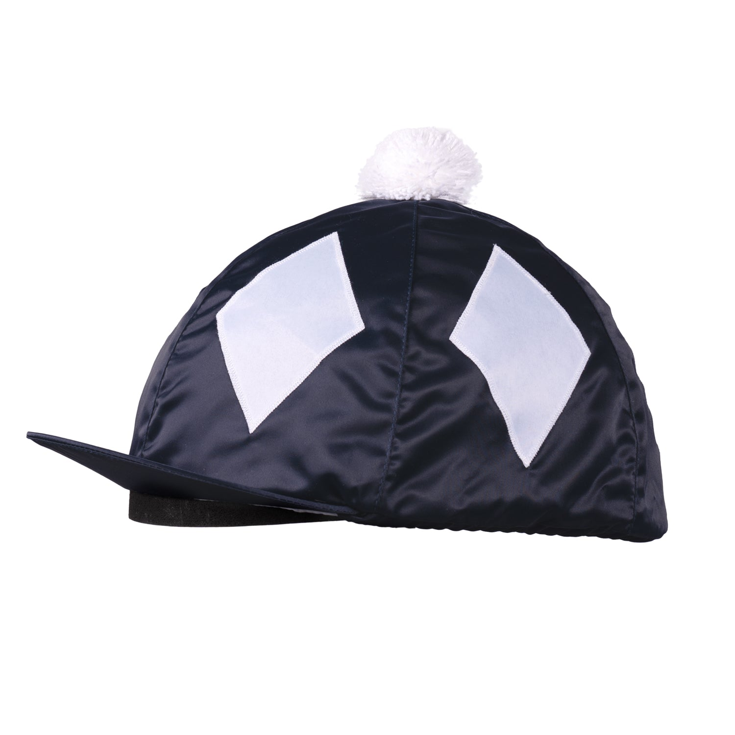 Custom Premium Satin Hat Cover - Racesafe
