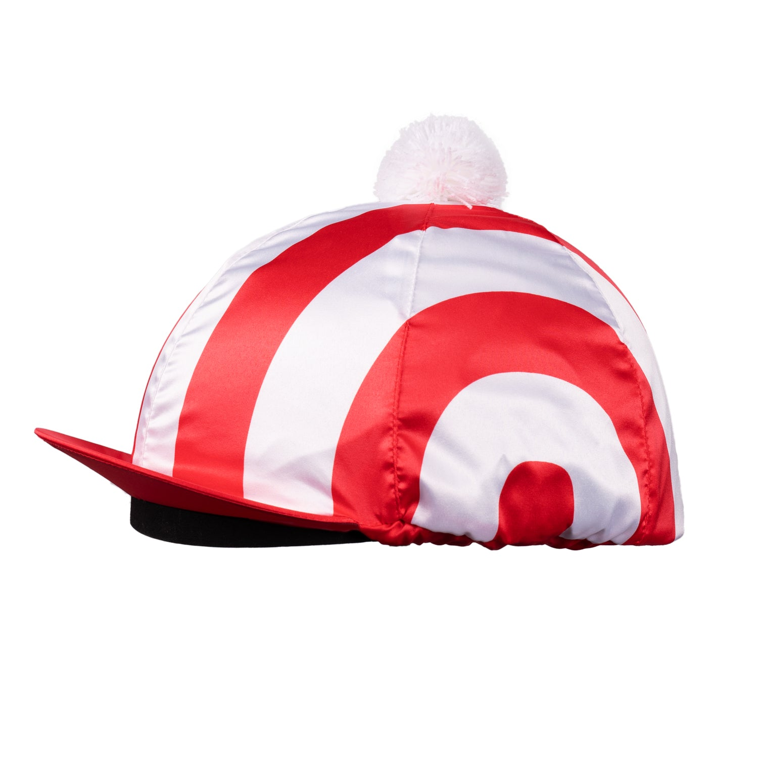Custom Satin Hat Cover - Racesafe