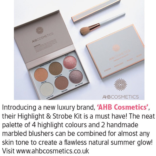 Tatlers Bare Necessities featuring AHB Cosmetics