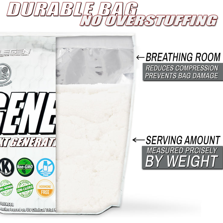GENEPRO Low Calorie Protein - Musclegen Research