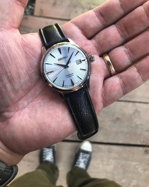 Daily Insta Info - Seiko Cocktail Time SRPB43