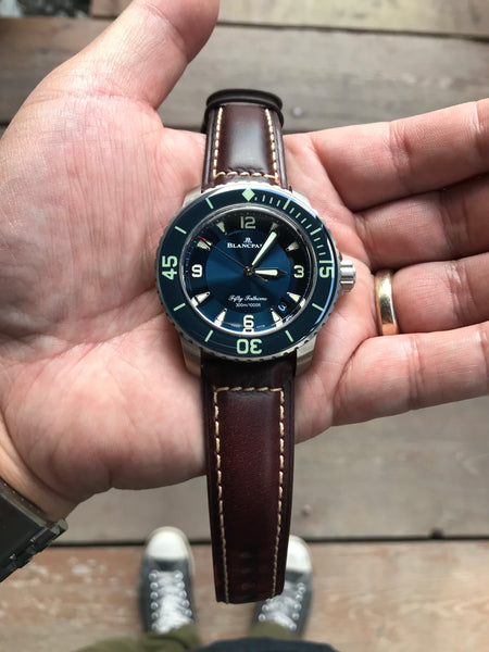 Local Love Shout Out - Blancpain Fiftyfathoms