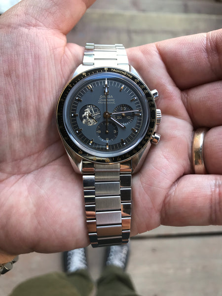 Local Love Shout Out - Apollo 11 50th Anniversary Speedmaster Moonwatch