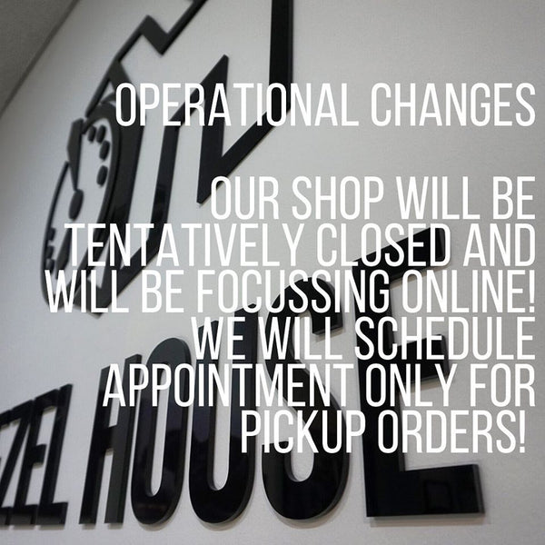 Operational Changes Update