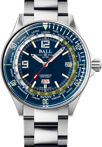 Diver Worldtime DG2232A-SC-BE