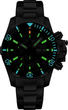 Submarine Warfare Ceramic Chronograph DC2236A-SJ-BK