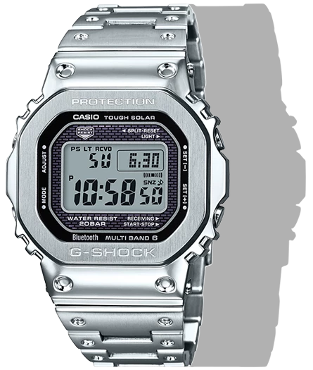 CASIO FULL METAL GMWB5000D-1