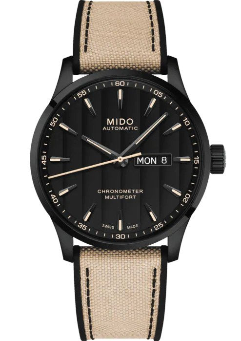 MULTIFORT CHRONOMETER 1 M038.431.37.051.09