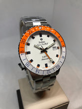 Limited Edition Super Sea Wolf GMT Automatic