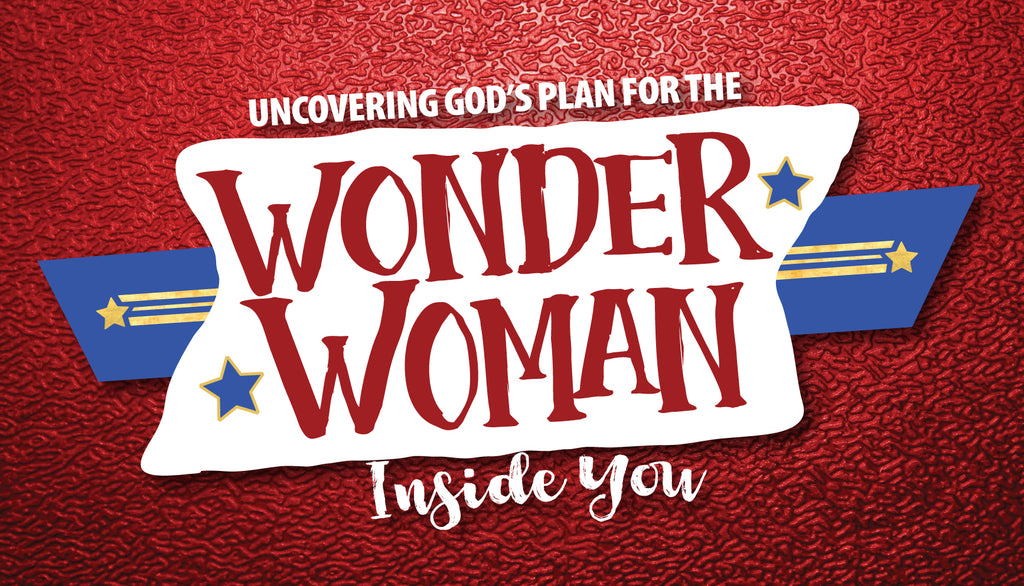 Wonder Woman Devotional