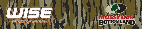 Wise Outdoors Mossy Oak Original Bottomland Collection