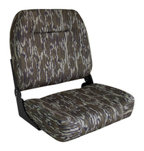 Wise Outdoors 3057-730 Big Man Camouflage Oversized Seat - Mossy Oak Original Bottomland