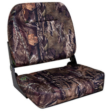 Wise Outdoors 3057-731 Big Man Camouflage Oversized Seat - Mossy Oak Break Up Country