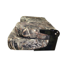 Wise Outdoors Camo Bench - Folded View
