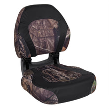 Wise Outdooes 3161-1885 Torsa Trailhawk Edition Ergonomic Boat Seat - Break Up Country