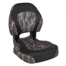 Wise Outdooes 3161-1887 Torsa Trailhawk Edition Ergonomic Boat Seat - Original Bottomland