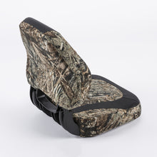 Wise Outdoors - 3161 - Torsa Trailhawk Ergnomic Camo Boat Seat