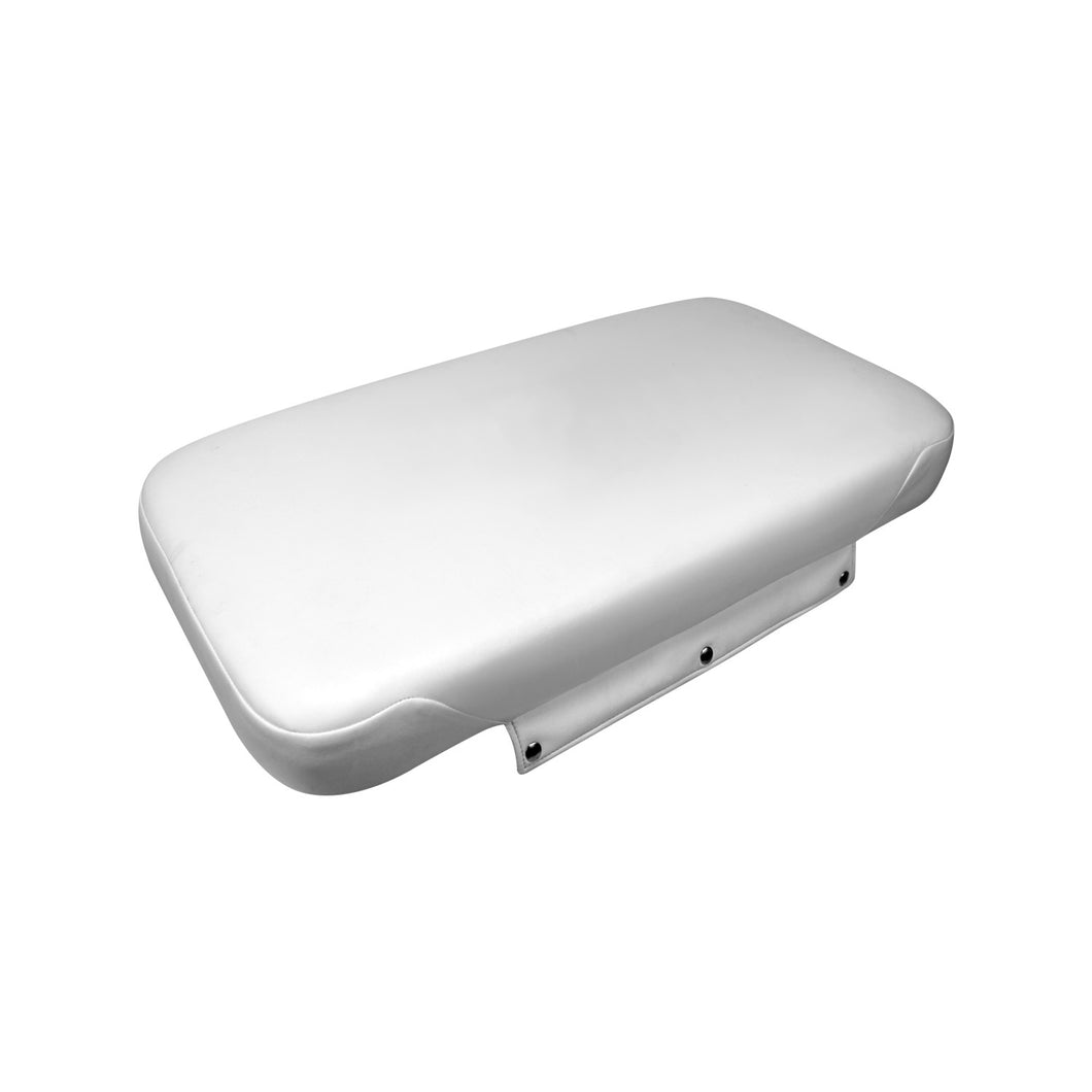 8WD1504-784 Yeti 35 Qt Cooler Cushion in White Vinyl