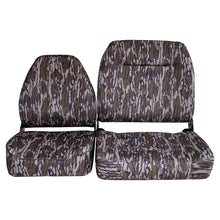Wise 3057 Big Man Camo Compared to 6000 High Back Seat