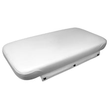 8WD1507-784 Yeti 75 Qt Cooler Cushion in White Vinyl