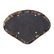 Wise 8WD112BP Camo Casting Seat Bottom View