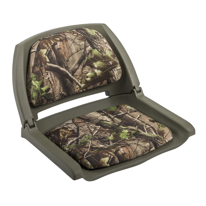 8WD139CLS-G-762 APG Camo Molded Folding Seat
