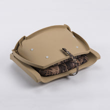 Wise 8WD139CLS Camo Molded Fold Down Seat Closed View