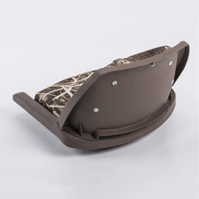 Wise 8WD139CLS Camo Molded Fold Down Seat Rear View