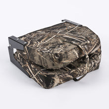 Wise 8WD618PLS High Back Camo Boat Seat - Closed View