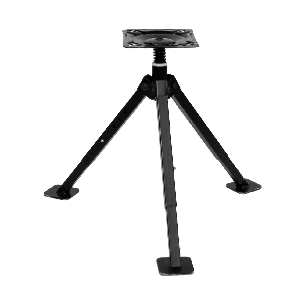 WD2101-1 Wise Outdoors Tripod 360 Stand w/ Mounting Plate