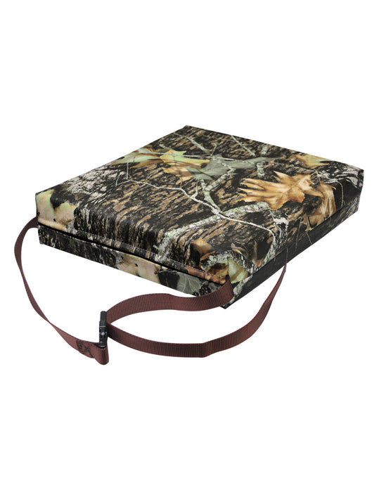 WD316-1737 Wise Outdoors Turkey Cushion in Mossy Oak Break Up Vinyl