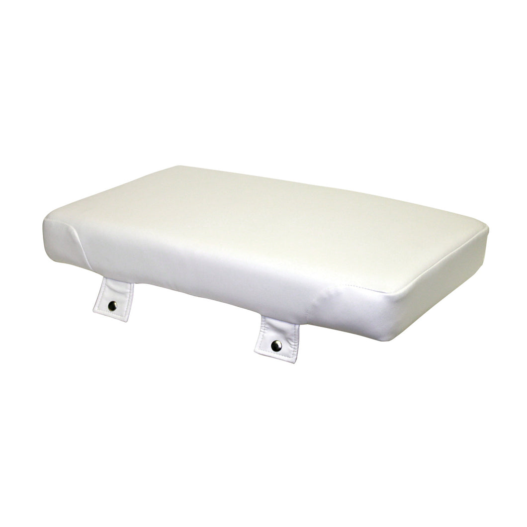 Canyon Outfitter Cooler Cushion - White Vinyl