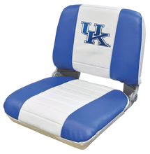 WD135U-KY Wise U Kentucky Wildcats Boat Seat / Tailgate Chair