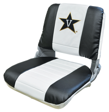 WD135U-VAN Wise U Vanderbilt Commodores Boat Seat / Tailgate Chair