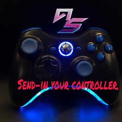Customize 360 Controller (Send your Controller In) - AquaSilvermist
