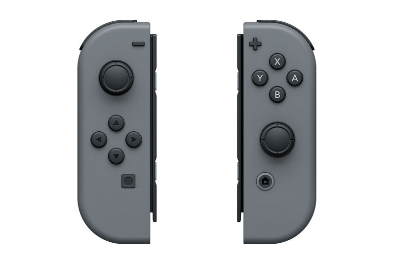 (Send-In) Customize Switch Joy-Con Pair - AquaSilvermist