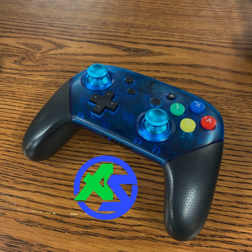 Customize Switch Pro Controller - AquaSilvermist